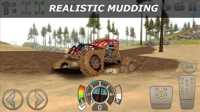 Offroad Outlaws screen 1
