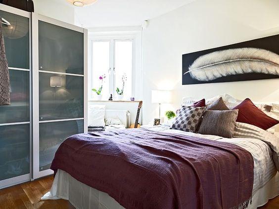 5 idee per arredare camere da letto piccole. Arredare Camera Matrimoniale Piccola Consigli Innovativi Casa Magazine