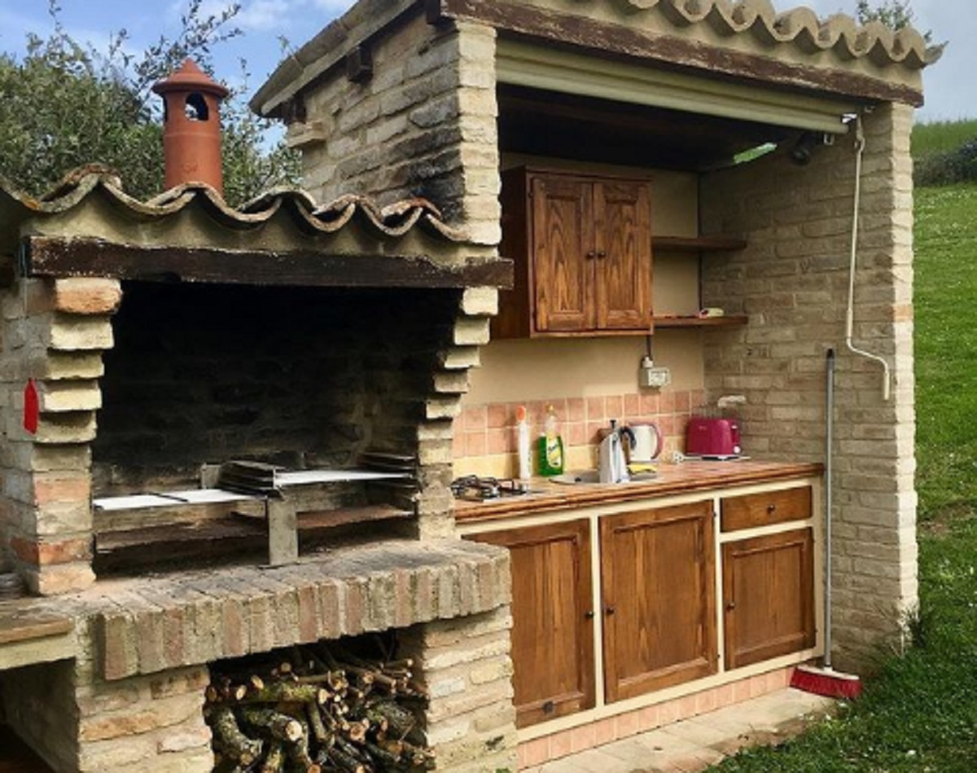 Cucina esterna fai da te, giardino fai da te, tavolo giardino. Cucine Di Design Da Esterno Idee E Consigli Casamagazine