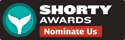 Nominated for a Shorty Award in 2012