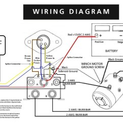 T Max 9000 Winch Wiring Diagram Yamaha Golf Cart Ramsey Rep8000 Solenoid  Pirate4x4