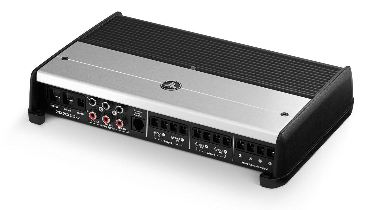 medium resolution of jl audio xd700 5v2 5 ch class d car audio system amplifier 700w zoolander audio compressor diagrams jl audio wiring diagram