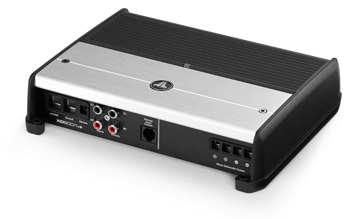 xd600 1v2 monoblock class d subwoofer amplifier 600 w [ 1200 x 723 Pixel ]