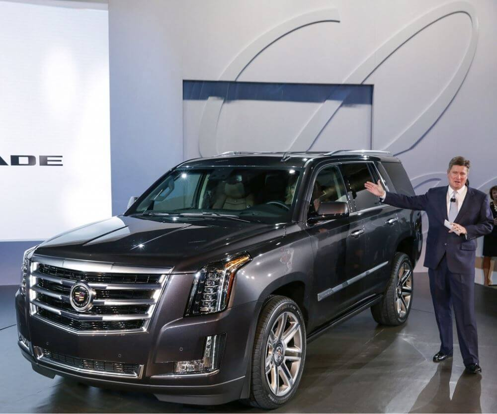 medium resolution of 2018 cadillac escalade ext