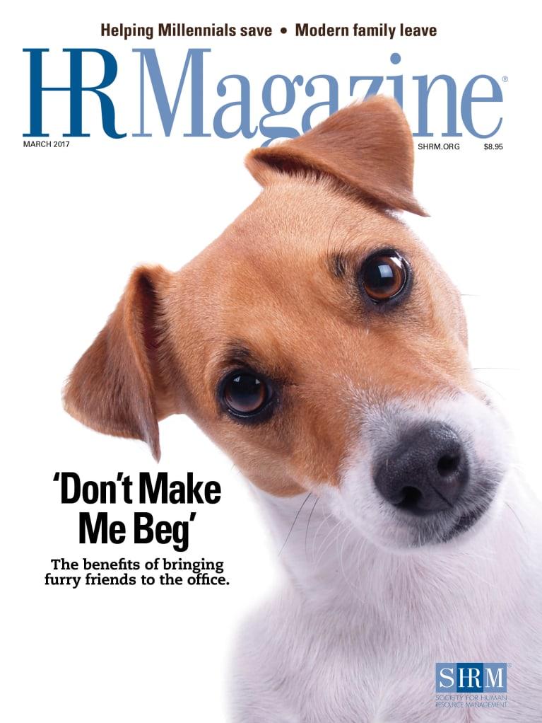 HR Magazine March 2017