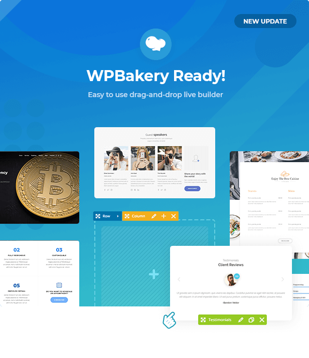 WPbakery page builder update