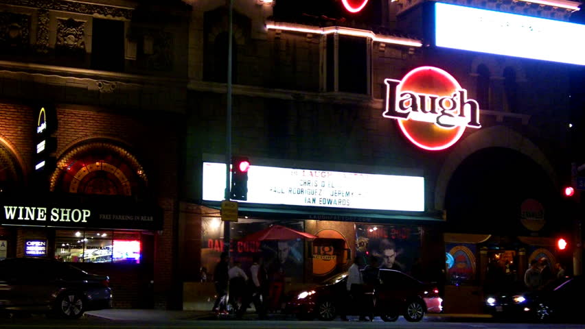 Laugh Factory West Hollywood