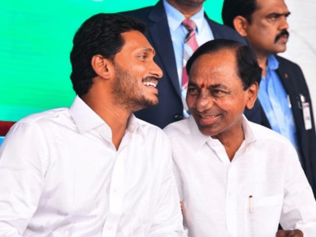 KCR and Jagan to discuss on godavari water allocations