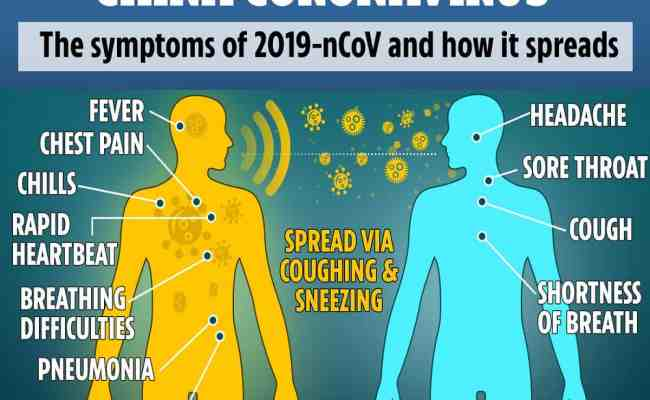 Coronavirus Symptoms And Treatment
