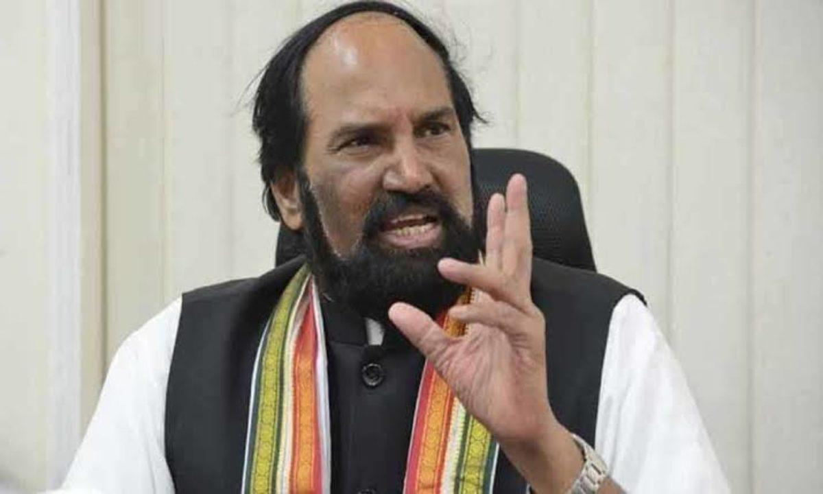 Vote against TRS if you oppose CAA-NRC: Uttam Kumar Reddy