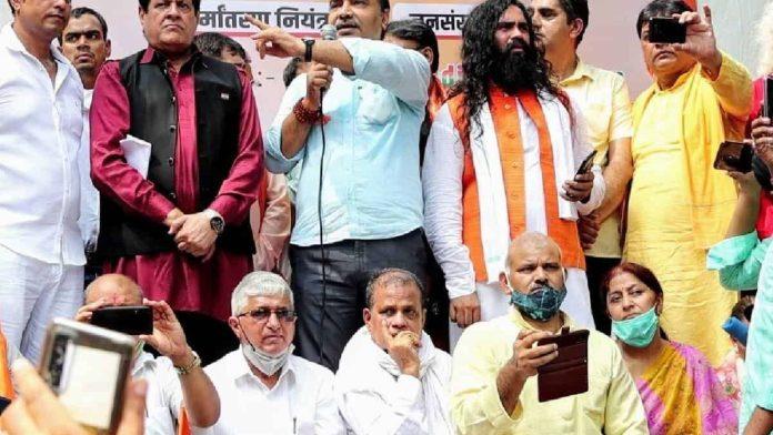 Mulle kaate jaayenge..': Anti-Muslim slogans raised at Delhi's Jantar Mantar