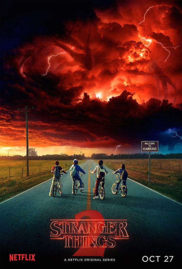 Stranger Things 2 - Watch A New Trailer For Season 2 Of 'Stranger Things'