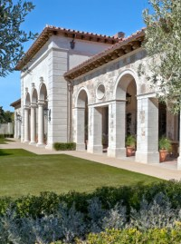 Tuscan Style Home in Las Vegas Designed by Architect ...