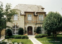 Normandy Style Architecture Homes