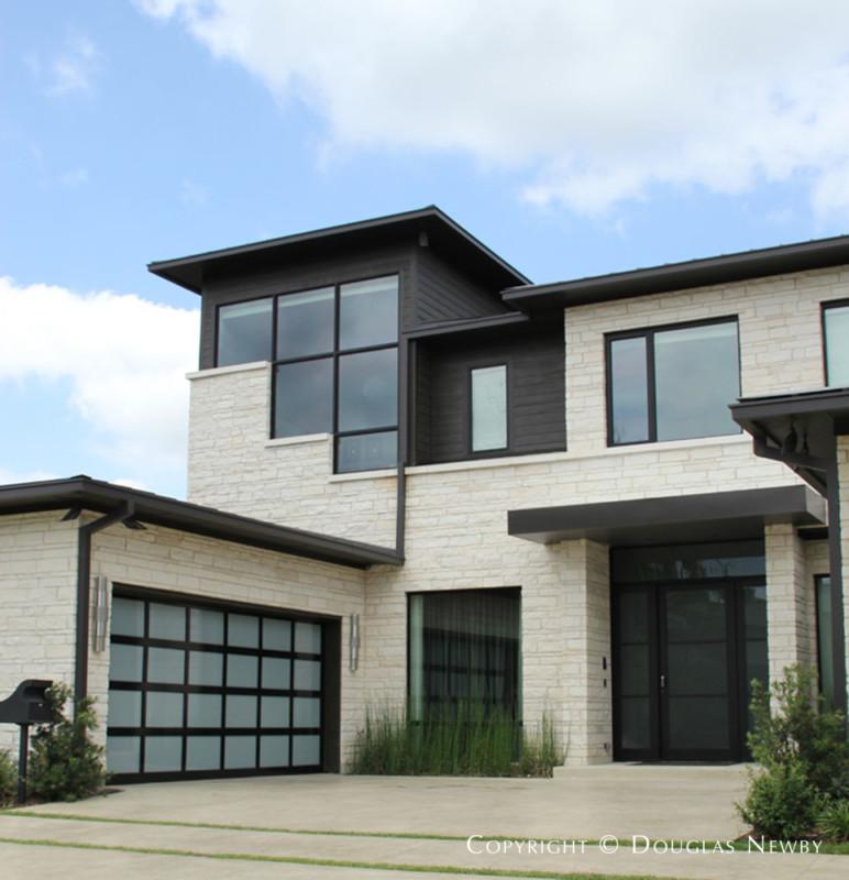 Dallas Architect Designed Modern Architecture  Photograph