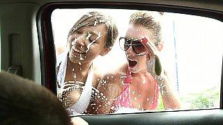 college car wash ◦ College car wash image