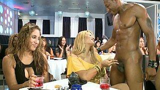 Biggest bachelorette blowjob party image