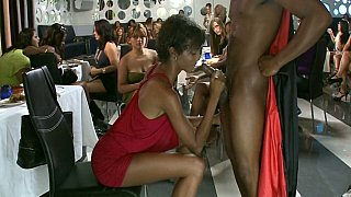 Bachelorette_blowjob_party! image