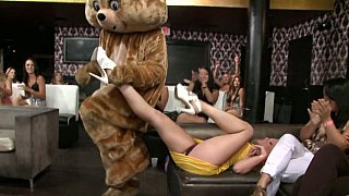 Welcome to the Dancing Bear Club image