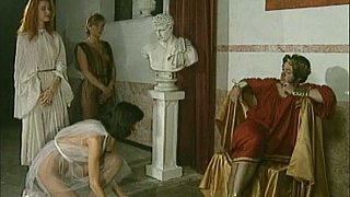 Orgy in Roman style image