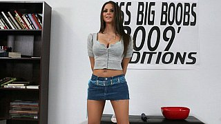 Miss Big Boobs 2009 Nominee Rachel RoXXX image