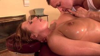MILF massages big tits edition image