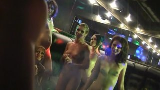 Image: Nude drunk russian club sex party