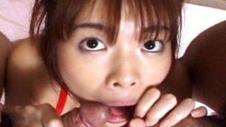 Hot Hot Momoka! image