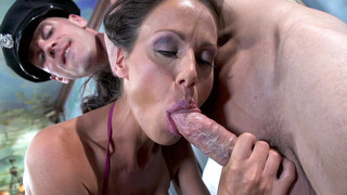 McKenzie Lee allows him to facefuck the shit out of her image