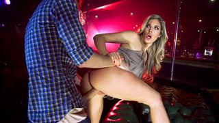 Image: French bimbo Eva Parcker gets screwed right in the night club
