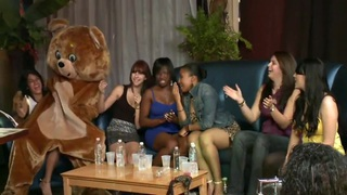 There are many parties, but Bear Party is special for ladies image
