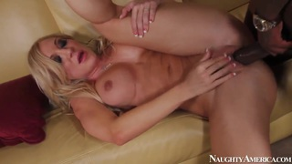 Amy Brooke and Rico Strong interracial sex image