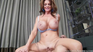 Deauxma and Derrick Pierce in great milf fuck image