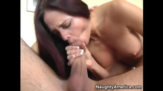 Cheyenne Hunter has some fun with a young dick image