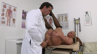 Dr. Orgasm - a doctor who administers illegal orgasms to hot and sexy female patients image
