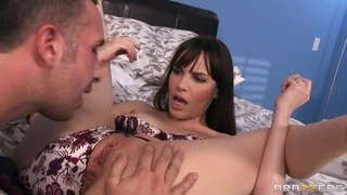 Keiral Lee is Dana's toy replacement while her husband is in business trip image