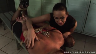 Image: Rough sex featuring Mandy Bright and Katy Parker