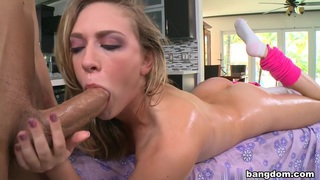 Some Anal Sex On A Hot Blonde image