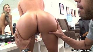Gigi's Entrance Into Porn image