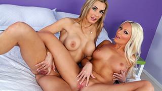 Diana Doll & Tanya Tate & Xander Corvus in My Friends Hot_Mom image