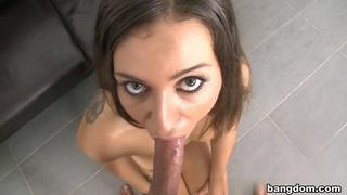 Klara Gold in She takes the dick so well image