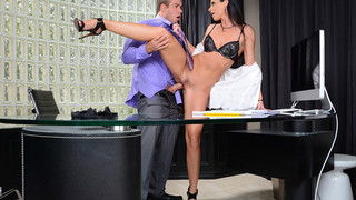 India Summer & Chad White in Seduced by a Cougar image