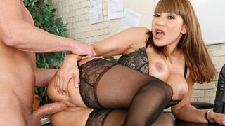 Ava Devine & Will Powers in My First Sex Teacher image