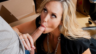 Brandi Love & Bruce Venture in My First Sex Teacher image