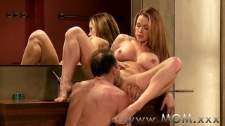 Image: MOM MILF's with big breasts getting fucked