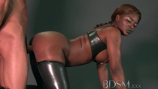 Image: BDSM XXX Caged subs are humiliated before being taught
