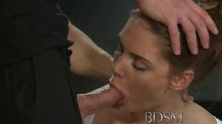 BDSM XXX Kinky slaves_learn the hard way image
