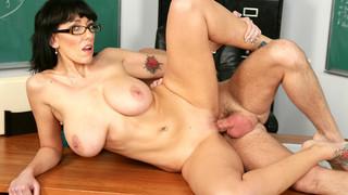 Image: Alia Janine & Dane Cross in My First Sex Teacher