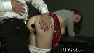 Image: BDSM XXX Anal is the only way to teach some subs right