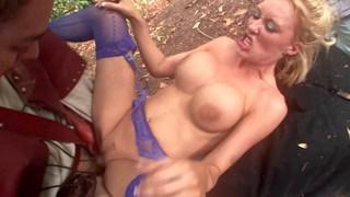 Image: Sex orgy in the secret garden